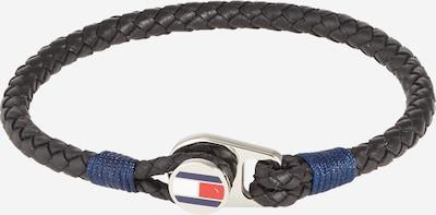TOMMY HILFIGER Bracelet en bleu / rouge / noir / blanc, Vue avec produit