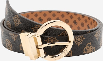 GUESS Belt 'CESSILY' in Brown / Gold, Item view