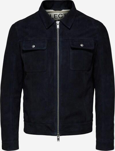 SELECTED HOMME Jacke in dunkelblau, Produktansicht