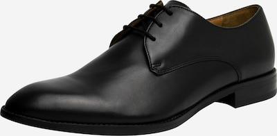 Gordon & Bros Derby 'Mirco' in schwarz, Produktansicht
