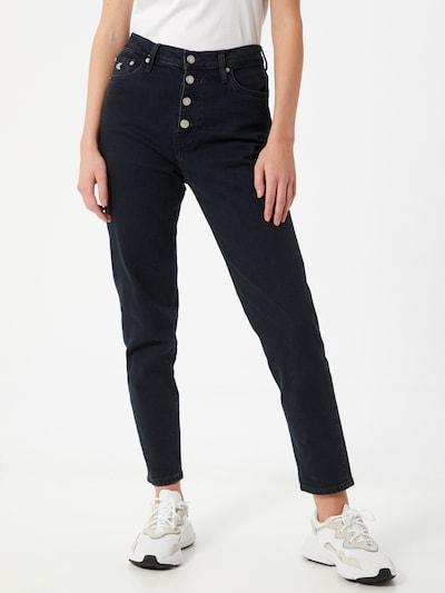 Jeans Calvin Klein Jeans di colore nero, Visualizzazione modelli