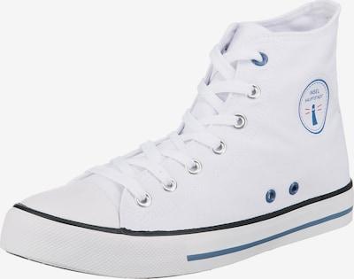 Inselhauptstadt Sneaker in weiß, Produktansicht