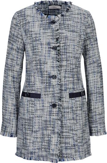heine Blazer en bleu / gris clair / noir, Vue avec produit