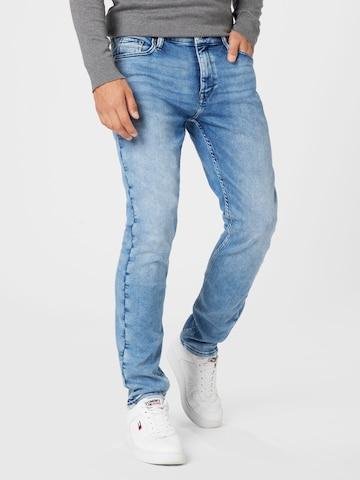 MUSTANG Jeans 'Vegas' in Blau