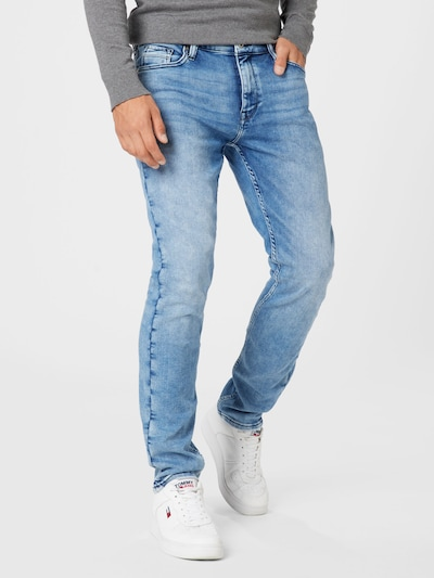 MUSTANG Jeans 'Vegas' in blue denim, Modelansicht