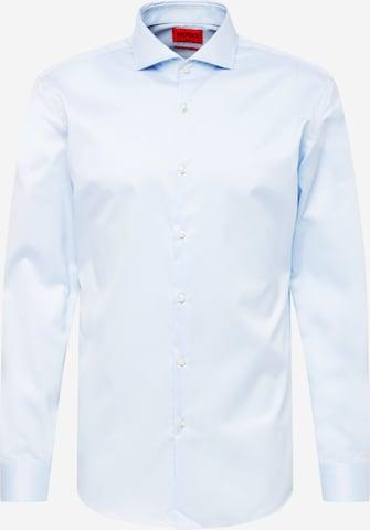 HUGO Hemd 'Jason' in Blau