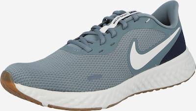 NIKE Zapatillas de running 'Revolution 5' en azul noche / azul pastel / blanco, Vista del producto