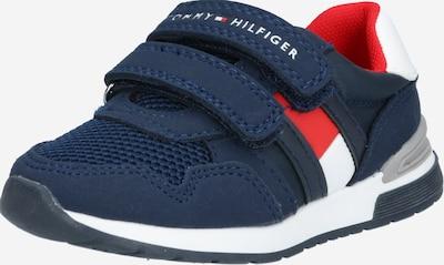 Sneaker 'LOW CUT VELCRO SNEAKER' TOMMY HILFIGER pe albastru, Vizualizare produs