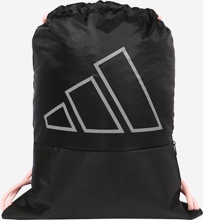 ADIDAS PERFORMANCE Športová taška - svetlosivá / čierna, Produkt