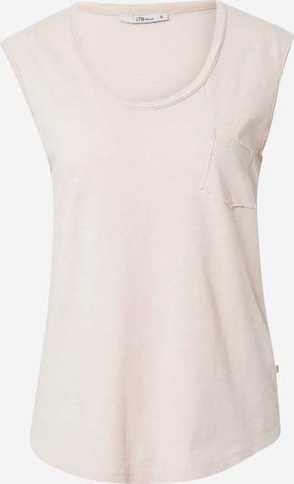 LTB Shirt 'WOPEMA' in puder, Produktansicht