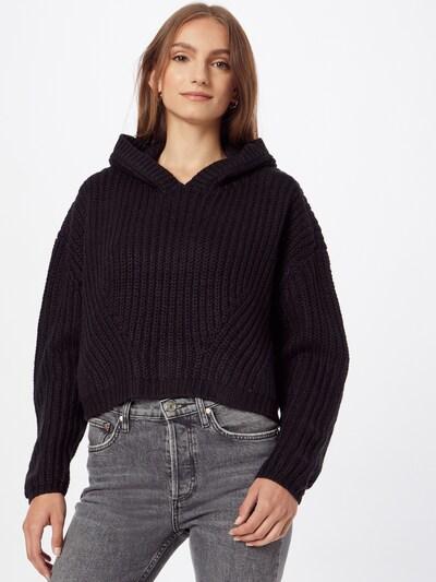 Urban Classics Pullover in schwarz, Modelansicht