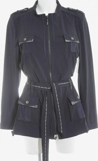 MYBC Lange Jacke in XL in dunkelblau, Produktansicht