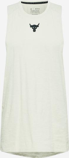 Sportiniai marškinėliai 'PROJECT' iš UNDER ARMOUR , spalva - juoda / balta, Prekių apžvalga