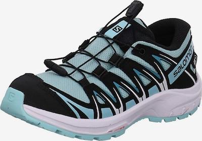 SALOMON Schuh in hellblau / schwarz, Produktansicht