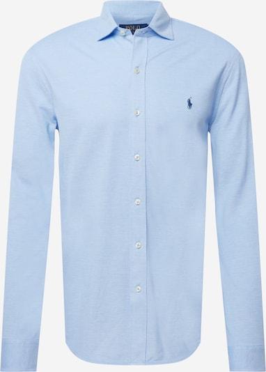 Camicia POLO RALPH LAUREN di colore blu cielo / blu chiaro, Visualizzazione prodotti