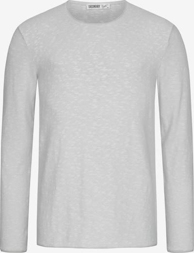 Ordinary Truffle Langarmshirt 'HANJO' in silber, Produktansicht
