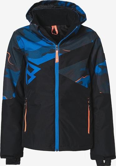 BRUNOTTI Skijacke PANDER AO für Jungen in dunkelblau, Produktansicht