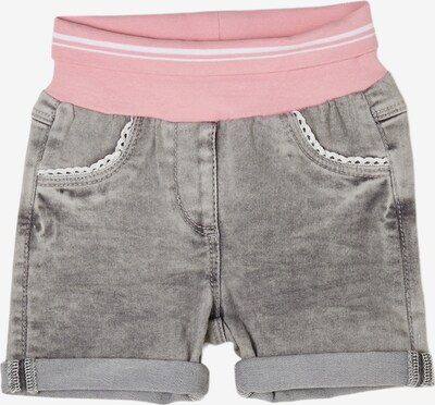 s.Oliver Jeans in Grey denim / Pink / White, Item view