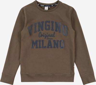 VINGINO Sweatshirt in anthrazit / khaki, Produktansicht