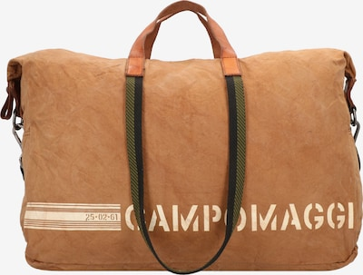 Campomaggi Weekender 'Borsone' in beige / cognac, Produktansicht