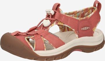 KEEN Sandaal 'VENICE H2', värv pruun