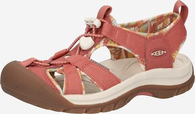 KEEN Sandale 'VENICE H2' u bež / smeđa / pastelno crvena, Pregled proizvoda