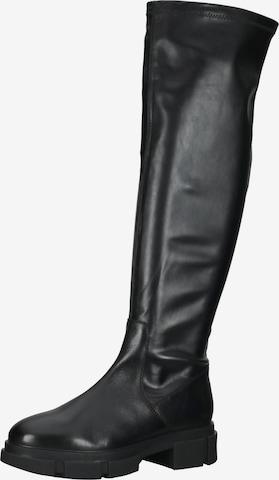 SANSIBAR Stiefel in Schwarz