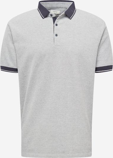 ESPRIT T-Shirt in navy / hellgrau, Produktansicht