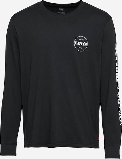 Maglietta LEVI'S di colore nero / bianco, Visualizzazione prodotti
