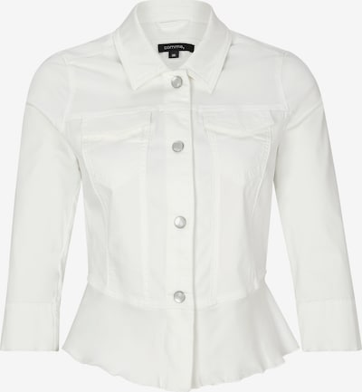COMMA Jacke in white denim, Produktansicht
