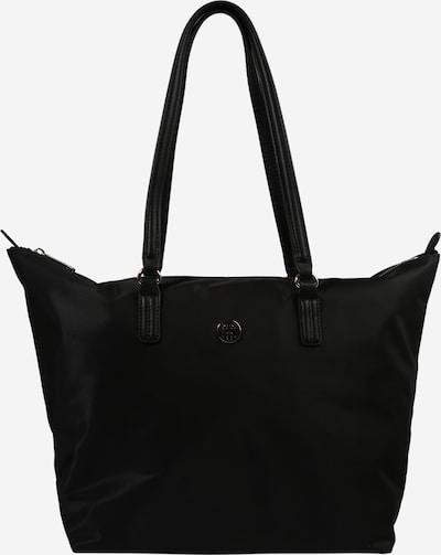 TOMMY HILFIGER Shopper 'Poppy' en negro, Vista del producto