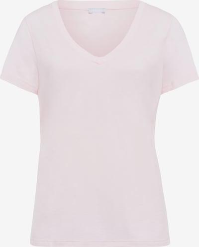 Hanro Kurzarm Schlafshirt ' Sleep & Lounge ' in rosa, Produktansicht