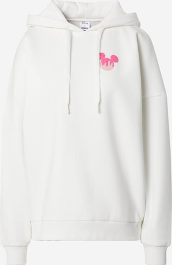 ABOUT YOU x Disney Sweatshirt 'Asmin' in de kleur Offwhite, Productweergave