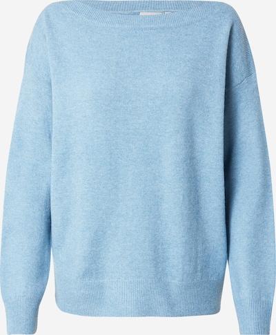 ICHI Trui 'ALPA' in de kleur Lichtblauw, Productweergave