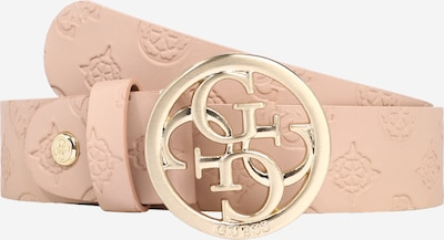 GUESS Belt 'Bea' in Gold / Pink, Item view