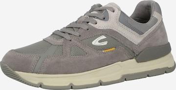 CAMEL ACTIVE Sneaker 'Drift' in Grau
