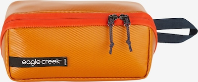 EAGLE CREEK Kulturbeutel in orange / rot / schwarz, Produktansicht