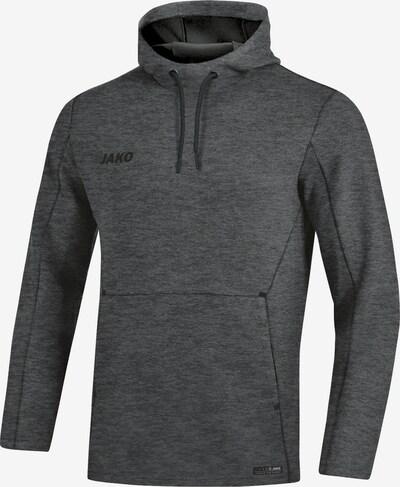 JAKO Sweatshirt in graphit, Produktansicht