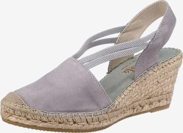 Vidorreta Sandale in Lila