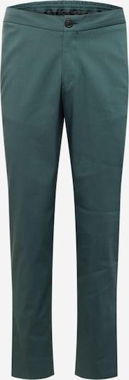 Pantaloni eleganți SELECTED HOMME pe verde smarald, Vizualizare produs