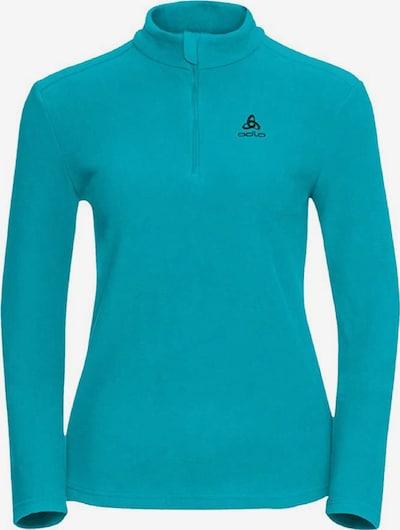 ODLO Shirt 'Midlayer 1/2 zip ORSINO' in blau, Produktansicht