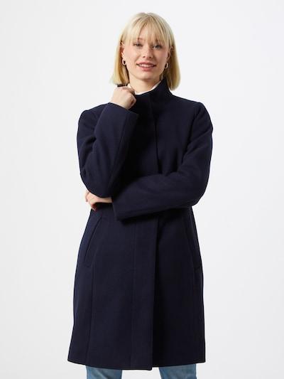 s.Oliver Manteau mi-saison en bleu foncé, Vue avec modèle