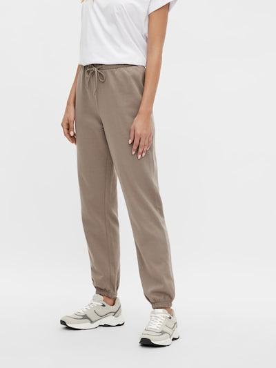 VILA Παντελόνι 'Rustie' σε γκριζομπέζ, Άποψη μοντέλου