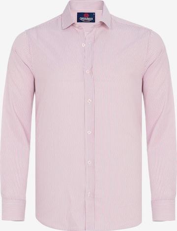 CIPO & BAXX Langarmhemd in Pink