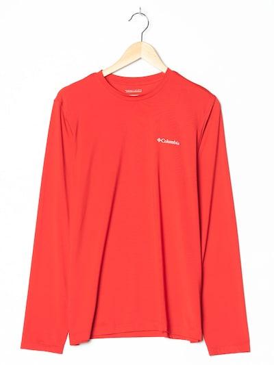COLUMBIA Sport T-Shirt in L in rot, Produktansicht
