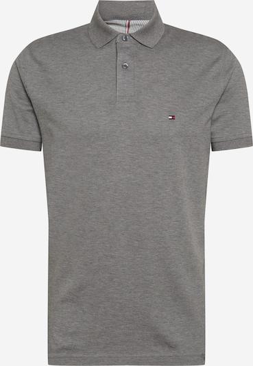 TOMMY HILFIGER Poloshirt in graumeliert, Produktansicht
