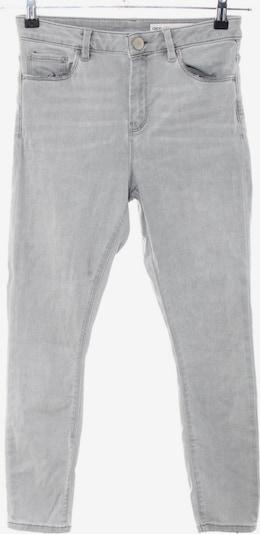 ASOS DESIGN Skinny Jeans in 22-23 in hellgrau, Produktansicht