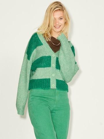 JJXX Kardigan 'Bonnie' w kolorze zielony