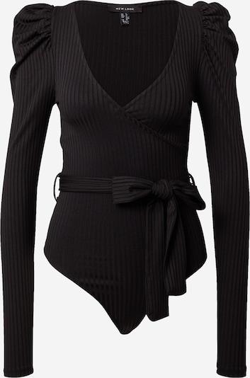 NEW LOOK Shirtbody in schwarz, Produktansicht