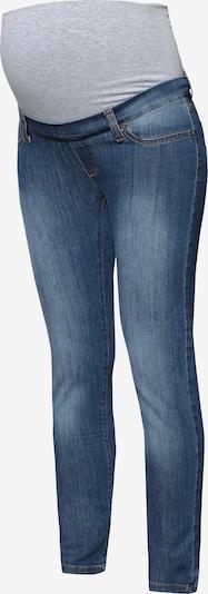 Envie de Fraise Jeans in Blue denim: Frontal view